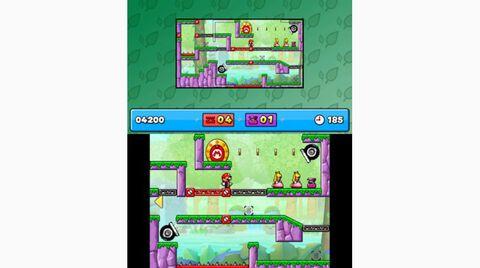 Mario Vs Donkey Kong Tipping Stars - Version numérique