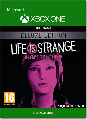 Life Is Strange Before The Storm Deluxe (saison Complète + Bonus) Xbox One
