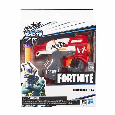 Nerf - Fortnite Microshots - Ts