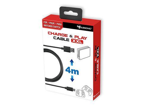 Câble XXL Charge & Play