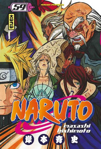 Manga - Naruto - Tome 59