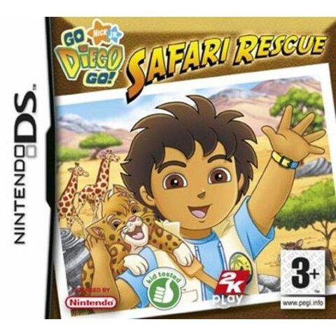 Go, Diego, Go! Mission Safari