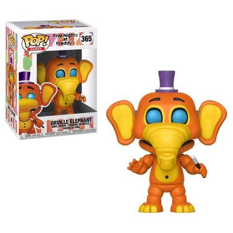 Figurine Funko Pop! N°365 - Five Nights at Freddy's Pizza Simulator - Orville Elephant