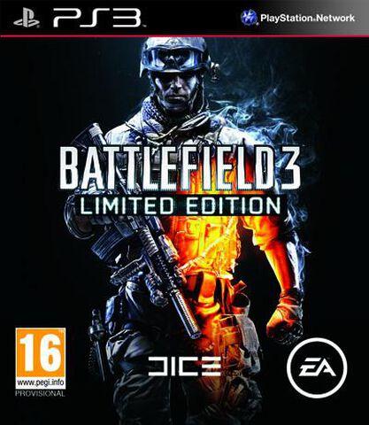 Battlefield 3 Edition Limitée