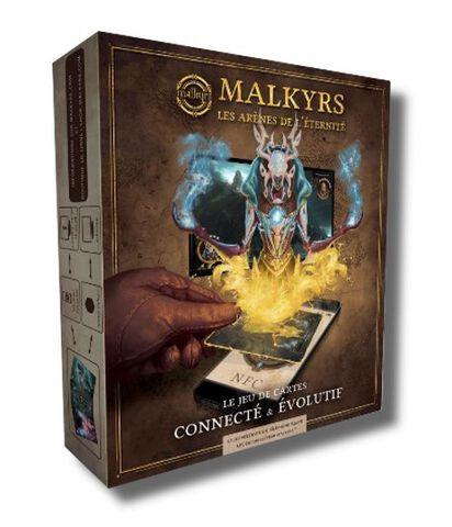 Pack d'introduction - Malkyrs - Daeris