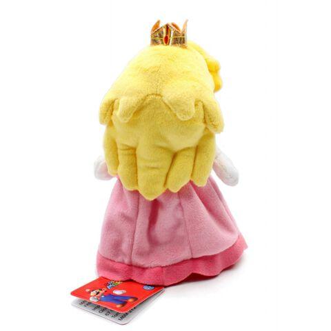 Peluche Mario Bros. - Princesse Peach