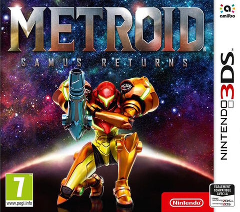 * Metroid Samus Returns