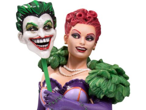 Statuette Bombshells - DC Comics - The Joker's Daughter 25 cm