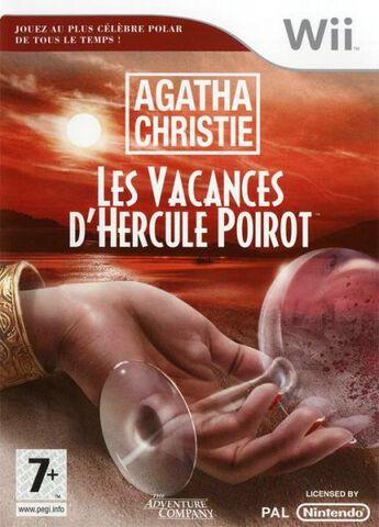 Agatha Christie, Les Vacances D'hercule Poirot