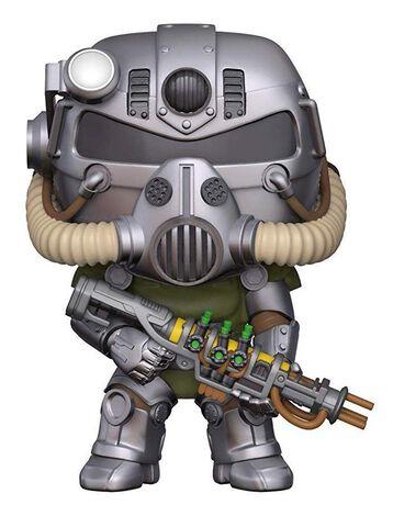 Figurine Funko Pop! N°370 - Fallout - S2 T-51 Power Armor