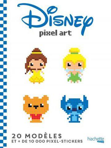 Livre - Disney Pixel Art