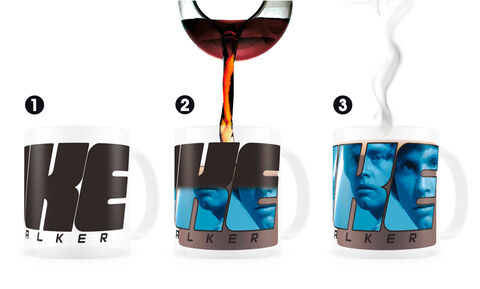 Mug - Star Wars - Thermo-sensible Luke