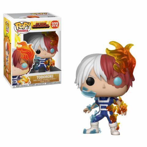 Figurine Funko Pop! N°372 - My Hero Academia - W2 Todoroki