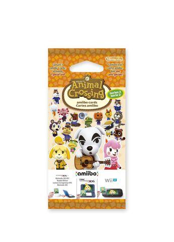 Cartes Amiibo Animal Crossing 2