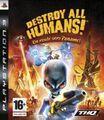 Destroy All Humans, En Route Vers Paname