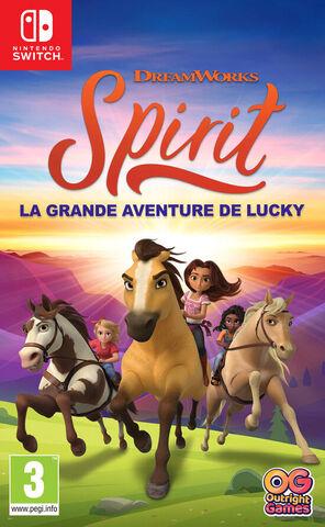 Spirit La Grande Aventure De Lucky