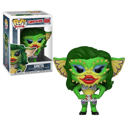 Figurine Funko Pop! N°609 - Gremlins 2 - Drag Gremlin Greta