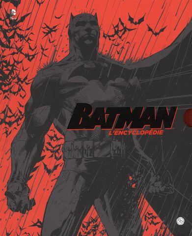 Le Coffret Encyclopédie Batman DC Comics