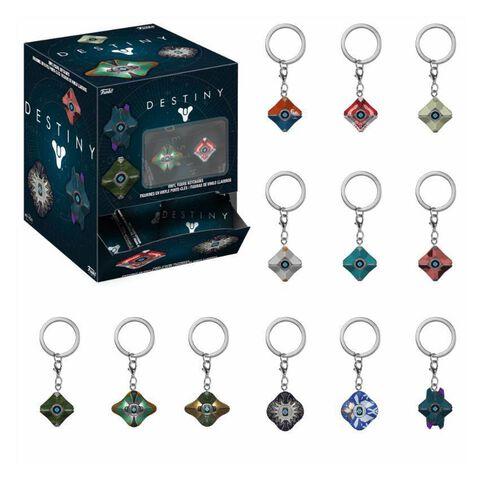 Porte-clés Mystère - Destiny - Peluches