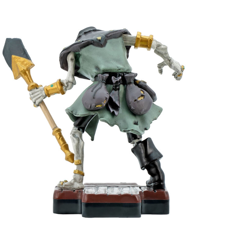 Figurine Totaku N°12 - Sea of Thieves - Gold Hoarder - Exclusivité Micromania-Zing