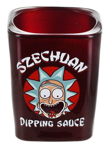 Verre à Shot - Rick et Morty - Dipping Sauce