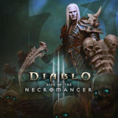 Dlc Diablo 3 Le Retour Du Nécromancien Ps4