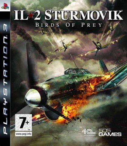 Il-2 Sturmovik, Birds Of Prey