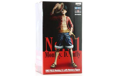 Figurine Memory - One Piece - Monkey. D. Luffy