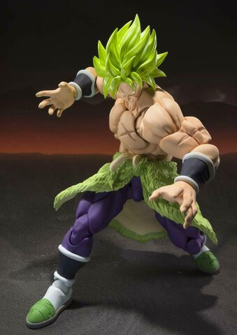 Figurine S.H.Figuarts - Dragon Ball - Broly Fullpower