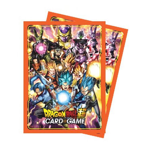 Protège cartes (65) -  Dragon Ball Super - All Stars