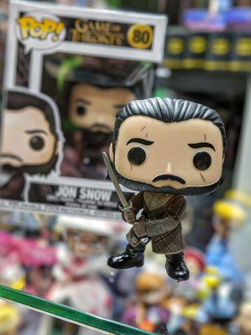 Figurine Funko Pop! N°80 - Game Of Thrones - Jon Snow