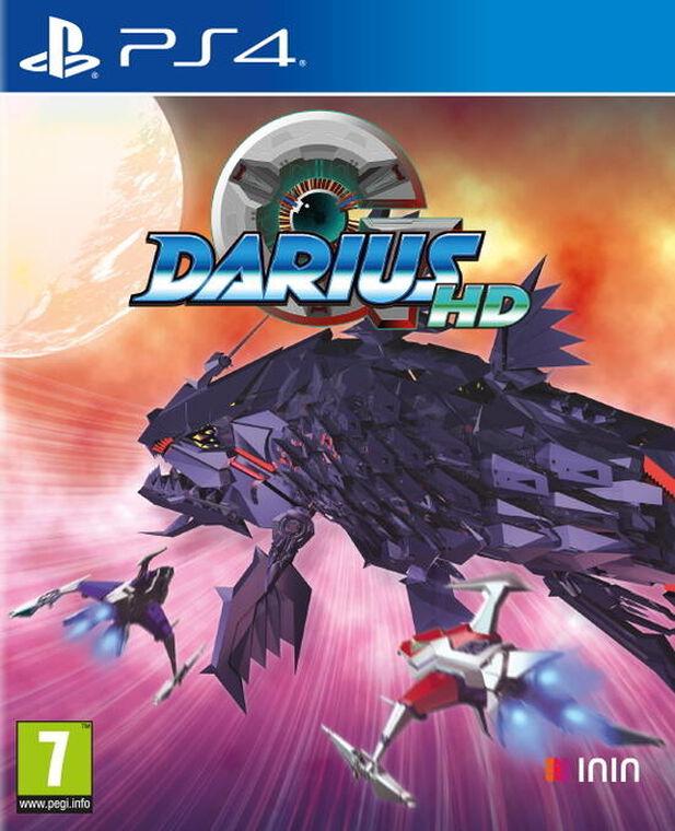 Dariusburst Hd