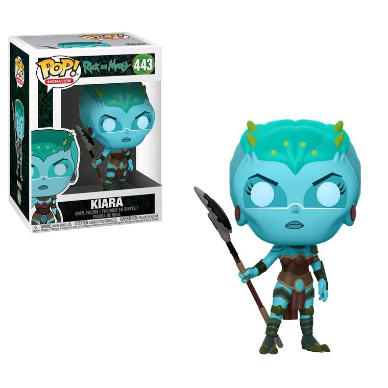 Figurine Funko Pop! N°443 - Rick et Morty - Keara