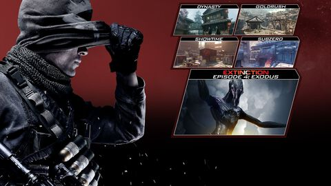 Dlc Call Of Duty Ghosts Nemesis Ps3