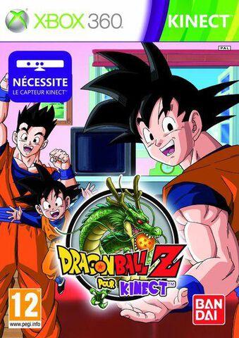 Dragon Ball Z Pour Kinect (kinect)