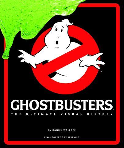 Livre - Tout L Art De Ghostbusters