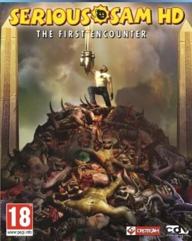 Serious Sam HD : The First Encounter - Gold