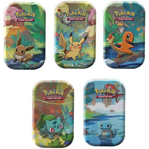 Mini Tin - Pokémon - 2 Boosters