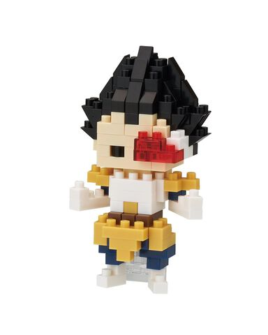 Figurine A Monter Nanoblock - Dragon Ball Z - Vegeta