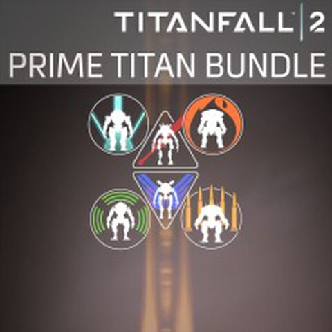 Dlc Titanfall 2 Bundle Titan Prime Ps4