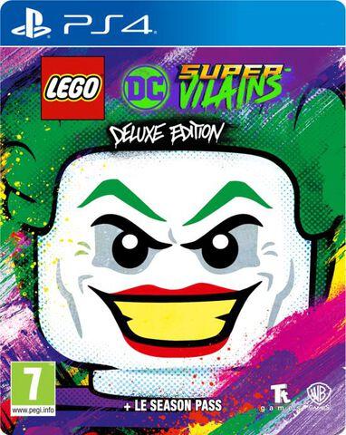 Lego Dc Super Vilains Deluxe Edition