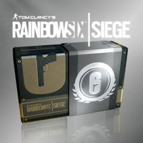 Dlc Rainbow Six Siege 1 200 Rainbow Credits Ps4