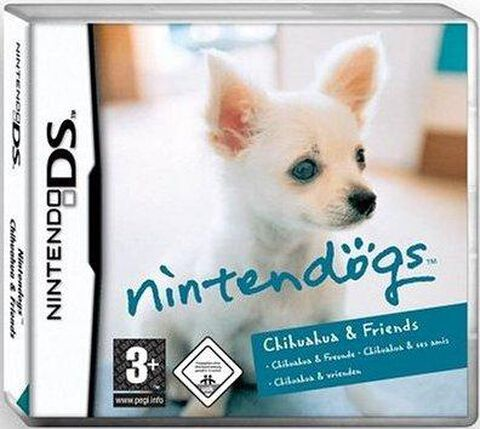 Nintendogs, Chihuahua & Ses Amis