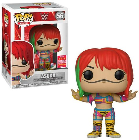 Figurine Funko Pop! N°56 - WWE - Asuka Premium Convention