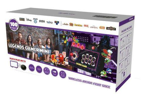 Legends Gamers Wireless Mini 100 Jeux
