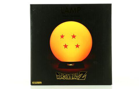 Lampe - Dragon Ball Z - Boule De Cristal