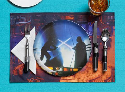 Set de vaisselle - Star Wars - Duel - Exclusif Micromania - GameStop