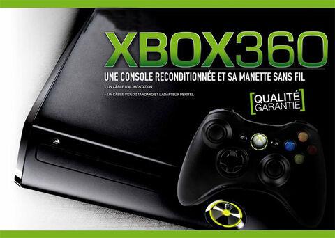 Xbox 360 Slim 250 Go