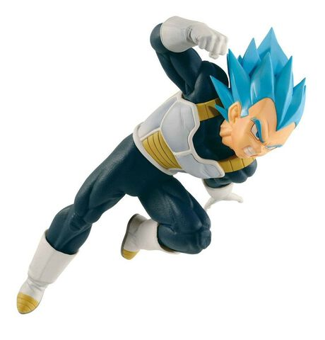Figurine - Dragon Ball Super - Ultimate Soldiers Vegeta Super Saiyan God