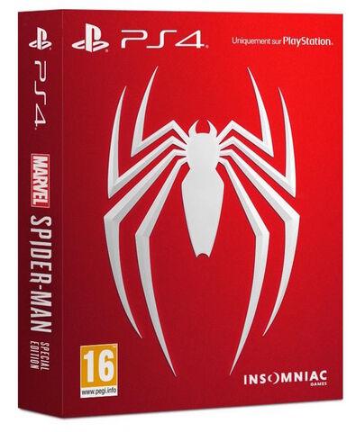 Marvel's Spider-man Edition Spéciale